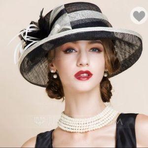 Accessories - Ladies elegant Hat